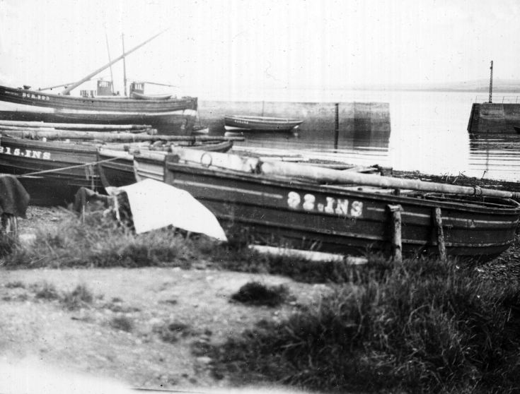 Avoch Harbour - c1925