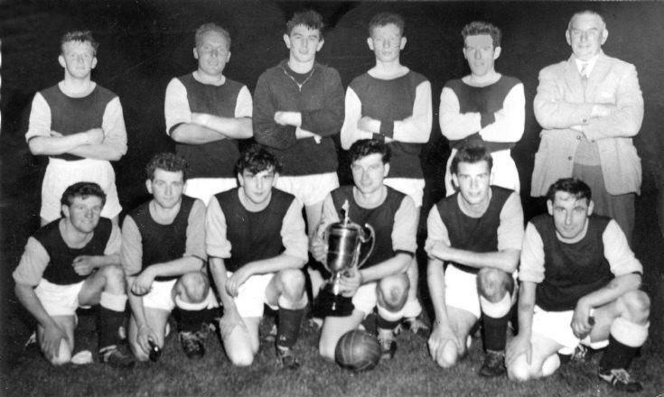 Avoch Tootball team 1962/63