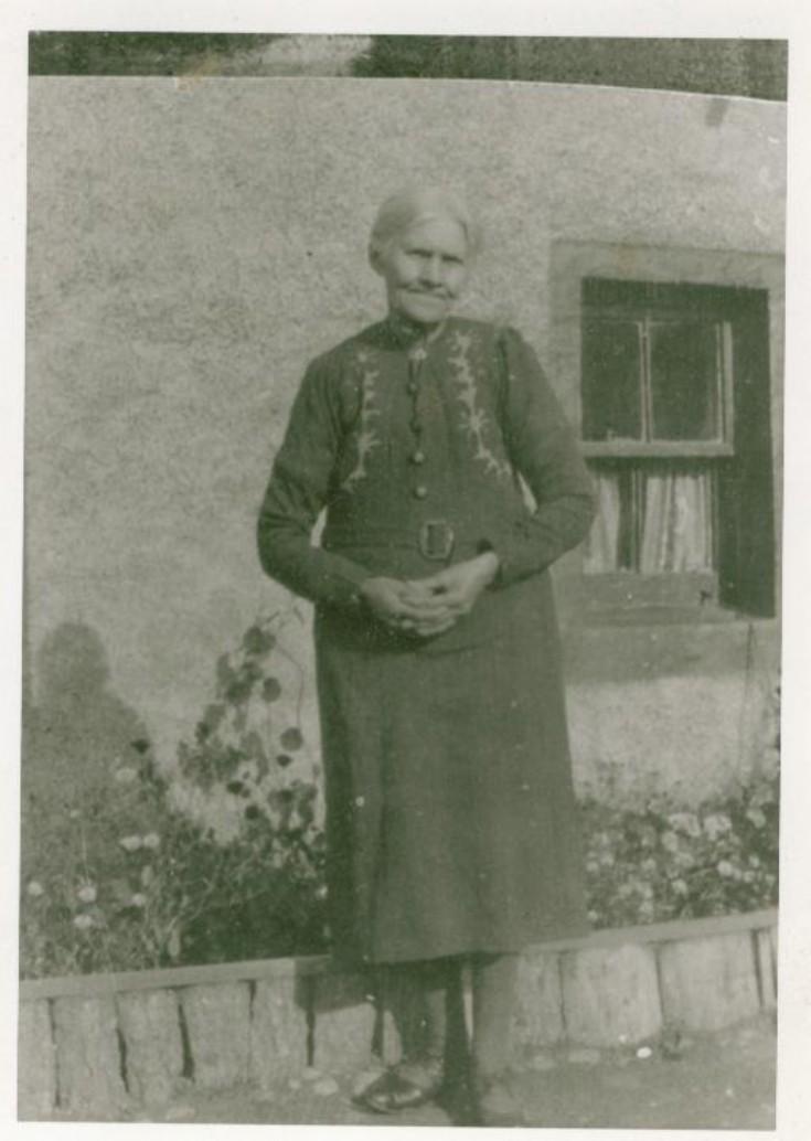 Annie Jack c1950