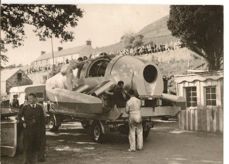 Speed Record 1952
