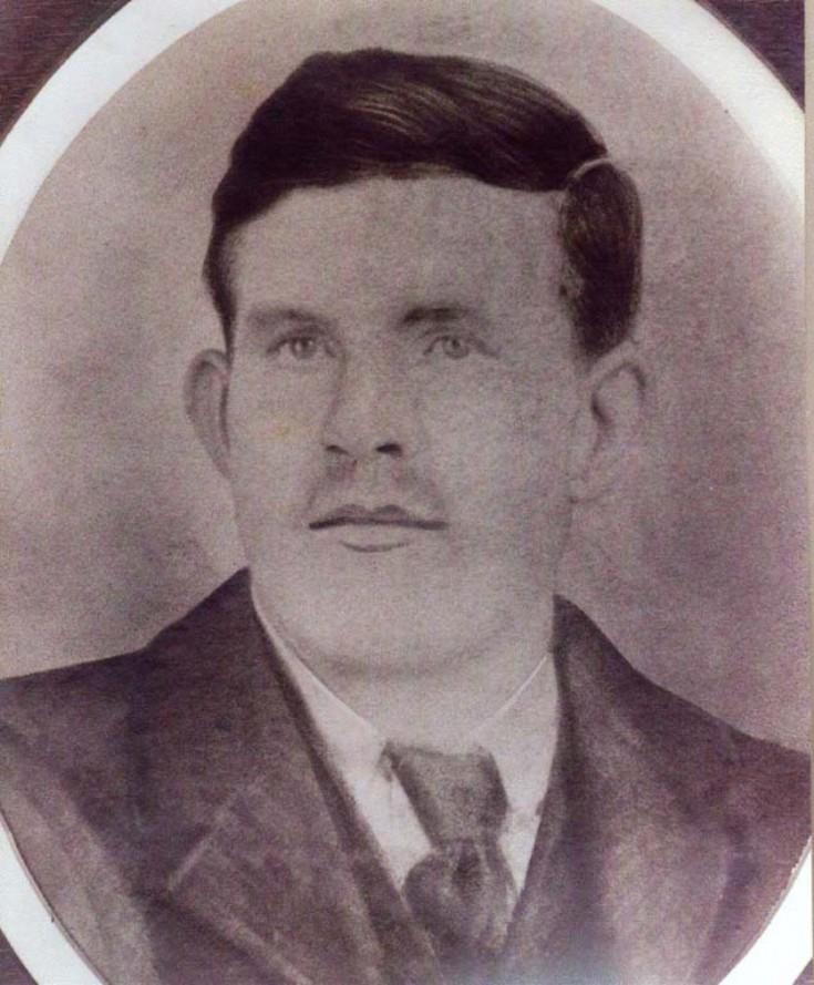 David Jack around 1900