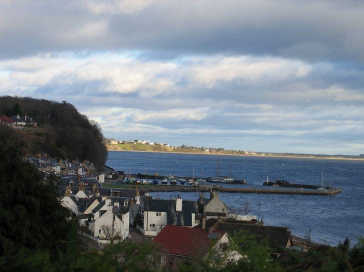 Avoch Harbour 2007