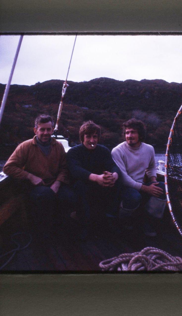 Lying in loch Ned