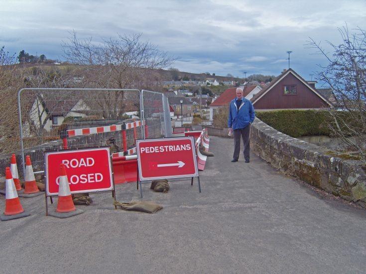 Avoch Bridge in need of repair