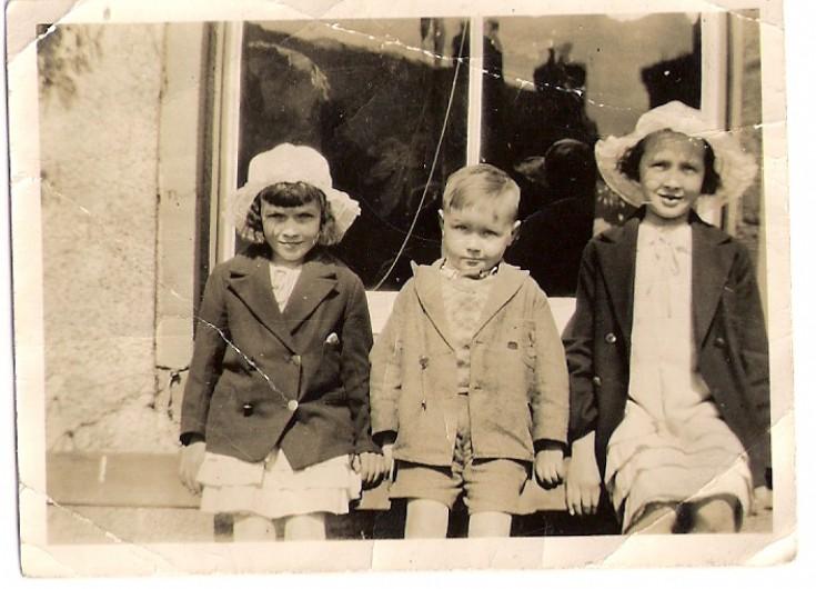 Isabella, Lewis & Margaret Patience