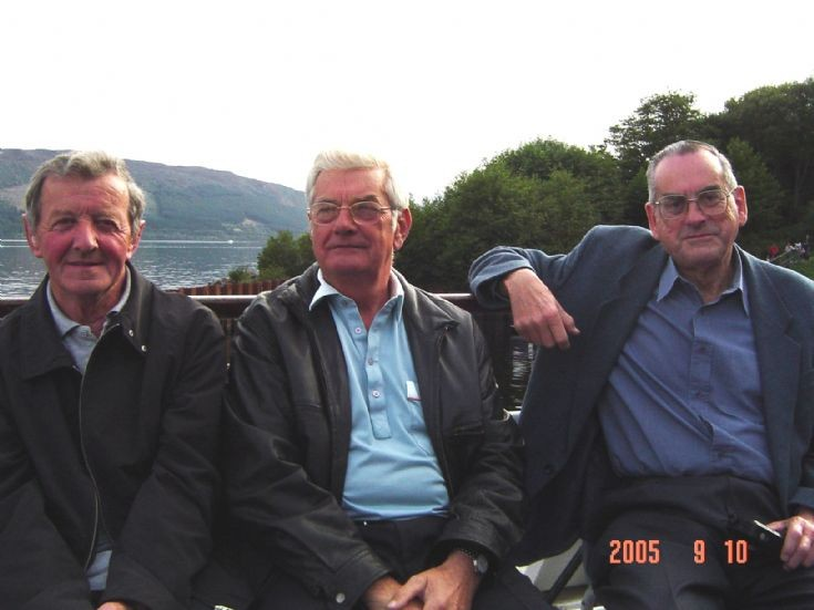 Fishermans trip in Loch Ness