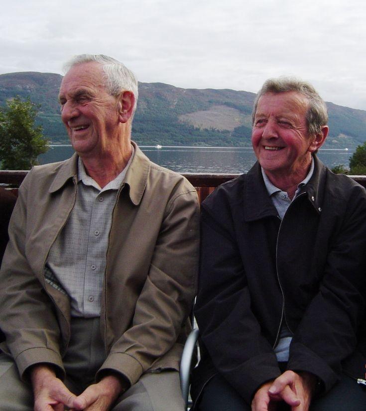 George Patience & John Morison