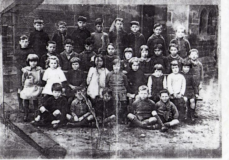 School Photo Jimmy MacLeman