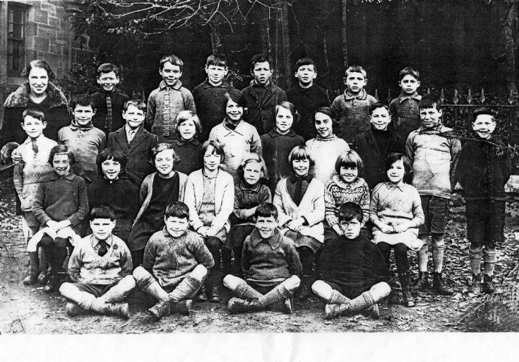 School Photo Date 1925