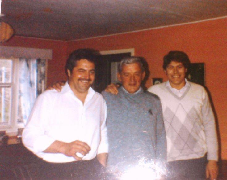 Simon, Robert & Dodo Jack