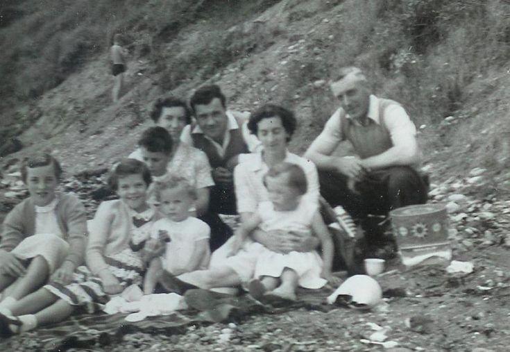 Chendry beach 1957