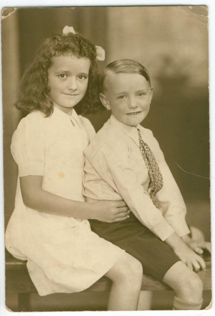 Margaret and David MacLeman