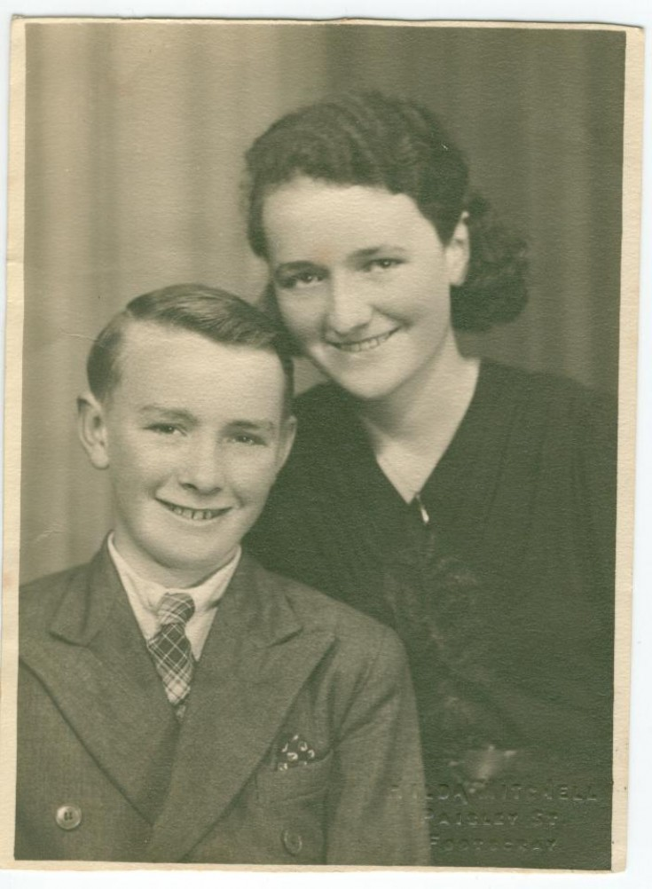 Margaret & David MacLeman 1942