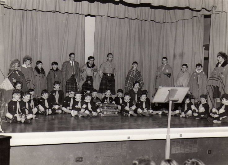 Scout show about 1967-68