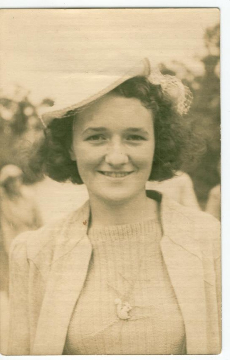 Margaret MacLeman Mid 1940's
