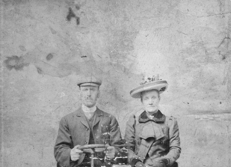 John & Margaret Patience