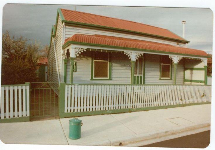 'Avoch' in Yarraville Australia
