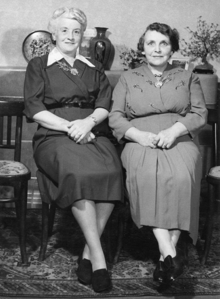 Betsy & Ann
