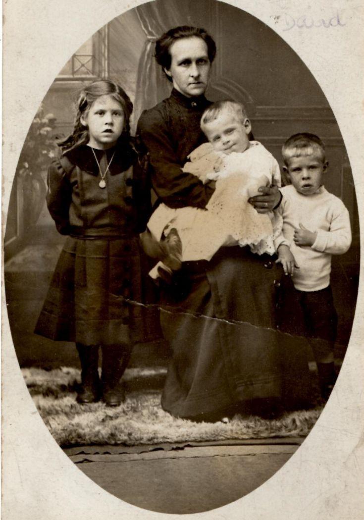 Granny Mary Ross Sutherland