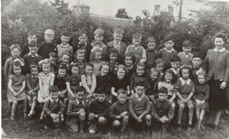 Avoch School about 1947/48