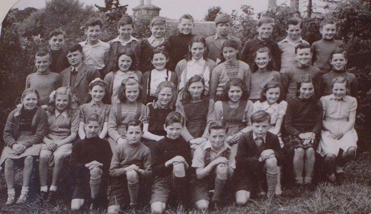 Avoch School 1947 /1948