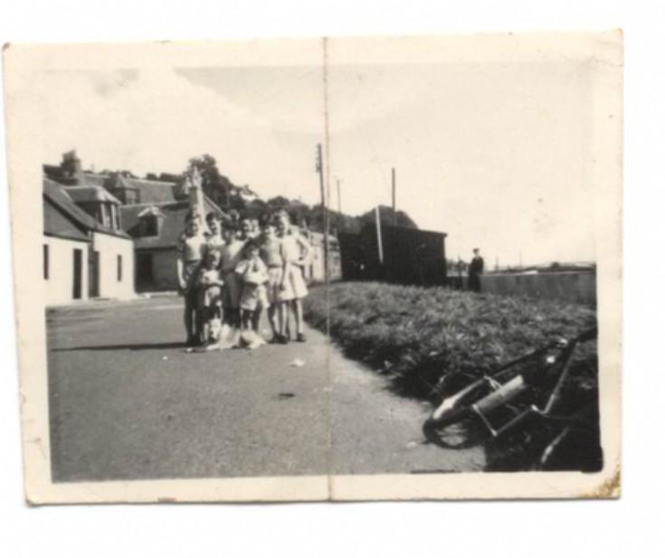Photo taken 1954/55